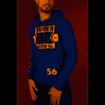 Superdry Skate Navy Hoodie