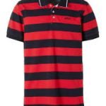HV-SOCIETY Polo Navy Red